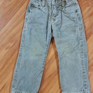 Mini Boden Velvet Jeans